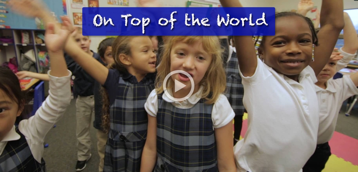 St. Joseph Catholic Grade School | On Top of the World